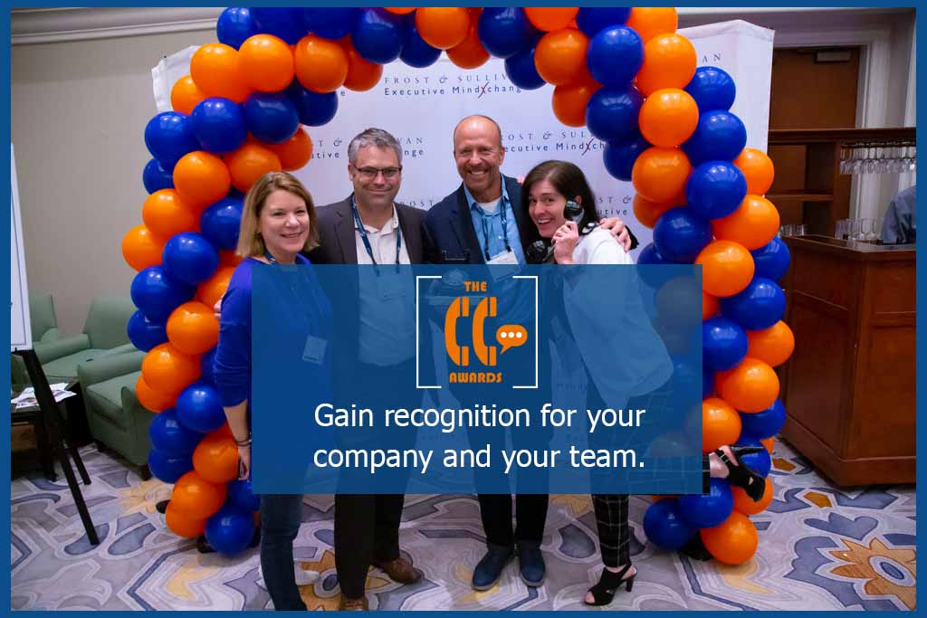 Customer Contact Awards Image